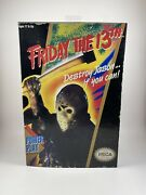 Neca Friday The 13th Jason Voorhees 7 Inch Action Figure Dead Battery