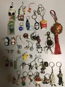 One Piece Key Chain And Other 43 Pieces Bulk Sale Character Item Japan Anime