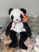 Ty Beanie Baby Fortune Super Rare Mint Limited Edition With Errors