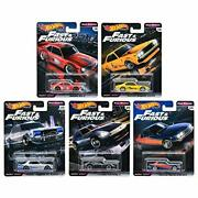Hot Wheels The Fast And The Furious Premium Assorted Fast Rewind Fast Rewind 10
