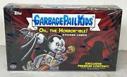 2018 Garbage Pail Kids Oh The Horror-ible Series 2 Hobby Trading Card Box Topps