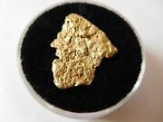 Gold Nugget 14-18 Kt 2.6 Grams High Quality Great 4 Pendant Usa