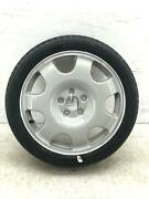 2015-2020 Ford Mustang Emergency Spare Tire Aluminum Wheel Donut 18' Oem 2019