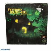 Betrayal At House On The Hill Strategy 2nd Edition 3-6 Players Board Game