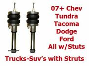 Toyota Tundra Front Air Struts 2007-2018 Direct Bolton 3 Lifted Ride Height
