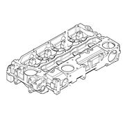 New 1104c-44t Bare Cylinder Head Zz80268 For Perkins Engine