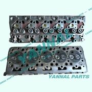 Kubota F2503 Complete Cylinder Head Assy With Valves