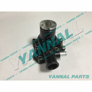 New 804d-33 Water Pump Mp10552 For Perkins