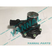 New 804c-33 Water Pump Mp10552 For Perkins