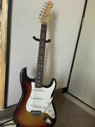 Fender Stratocaster Original Coated Body Electric Guitar S/n Z3153973 Made In Us