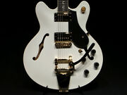 Solid Bond Sb-ky Csr-g Swh White Acoustic Electric Guitar Shipped From Japan