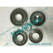 New D12d Timing Idler Gear For Volvo