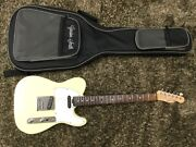Gordon Smith Classic-t 6 Strings Natural Telecaster Electric Guitar With Gig Bag
