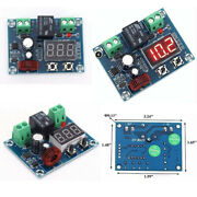 12-36v Battery Over-discharge Low Voltage Disconnect Protection Module Dc Output