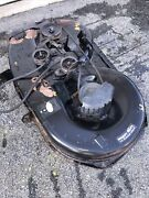 Sears Craftsman Lt 42andrdquo Side Discharge Lawn Mower Tractor Deck Assembly