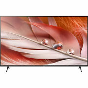 Sony X90j 75 Hdr 4k Ultra Hd Android Smart Led Tv - 2021 Model