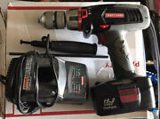 """Craftsman C3 19.2v Model 315.115800 1/2"""" Hammer Drill Battery And Charger"""