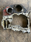 2008 Isb 6.7 Cummins Commercial Timing Cover M1n55