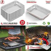 Drip Pan Liners Aluminum Drip Pans Compatible With Weber Grills Bbq Grease Pans