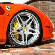 Ferrari Wheels And Tires For 458/488 Coupes/spiders