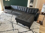 Morabo Sectional Mid Century Couch