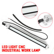 10-40w Led Cnc Industrial Work Lamp For Mill Router Lathe Machine Workshop New