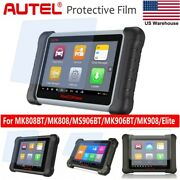 Autel Screen Protector Replacement Soft Film For Mk808bt/ms906/mk908/im608/elite