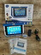 Vtech Innotab Max Learning Tablet Console Blue Boxed