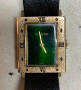 Lecoultre Vintage 10k Gold Filled Manual-wind Ladies Watch 7527 Selling As-is