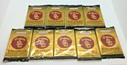9x Panini Trojans Usc University Southern California Trading Cards Booster Pack