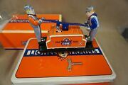 1900-2000 Lionel Trains, Schylling Collector's Series Wind-up Hand Car, Key, Coa
