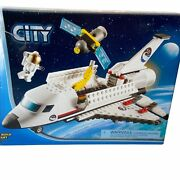 Lego 3367 Space Shuttle Damaged Open Box Complete With Instructions And Decals