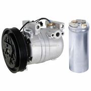 For Infiniti G20 And Nissan Sentra Oem Ac Compressor W/ A/c Drier Csw