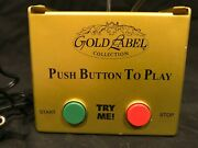 Mr. Christmas Controller For Retail Display - Gold Label Collection World's Fair