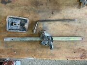 1972 Dodge Challenger Plymouth Cuda E-body Jack Look A Like Emergency Works 73