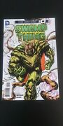 Swamp Thing New 52 0 1 Second Print 1 2 3 4 5 6 7 8 9