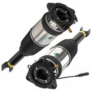 For Bentley Continental And Vw Phaeton Arnott Rear Left And Right Air Strut Pair Csw