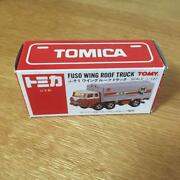 Tomica Red Box Fuso Wing Roof Truck Tomy Minicar Not Sold In Stores