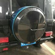 W463 Tire Ring And Carbon Fiber Spare Wheel Cover Set G Class