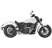 005-4610199 2-into-1 Exhaust For Indian And Victory Stainless