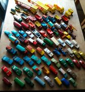 Job Of 109+ Matchbox Carsfrom 50and039s-80`seriesoldmint-used Conditions