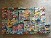 Collection Of 86 Matchbox Carsboxeddated From 70`s-80`ssuperfast1-75 Series