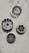 2000 Bombardier Ds650 Clutch Basket And Clutch