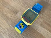 Ultra Rare Winnie The Pooh 80and039s/90and039s Vintage Lcd Wrist Watch Game - Mint Cond.