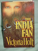 The India Fan By Victoria Holt 1988, Hardcover