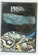 Paul Reed Smith Prs Guitars 2003 Dvd New And Still Sealed