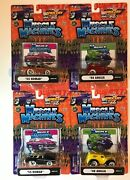 Muscle Machines 164 Scale Grocery Getters Case Of 12 Cars By Funline