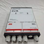 Defa 2x7a Lifeboat Battery Charger. Model 703397. Made In Norway