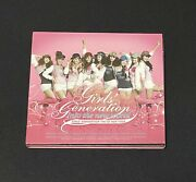 Girlsand039 Generation Snsd Autographed 1st Asia Tour Concert Signed Promo Cd