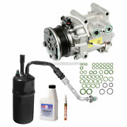 For Ford Escape And Mercury Mariner Hybrid Oem Ac Compressor W/ A/c Repair Kit Csw